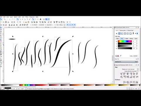 เอาใจสายวาด แนะนำทริคเล็กๆน้อยๆในเครื่องมือ Draw Freehand Lines(ดินสอ) กับ Draw Bezier Curves
