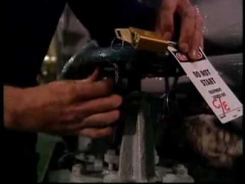 Onboard Lockout Tagout Trailer