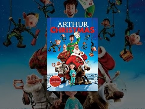 Arthur Christmas Youtube