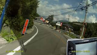 どうし道 バイク(三輪車) ドラレコ(事故なしです)ツーリング風景 thumbnail