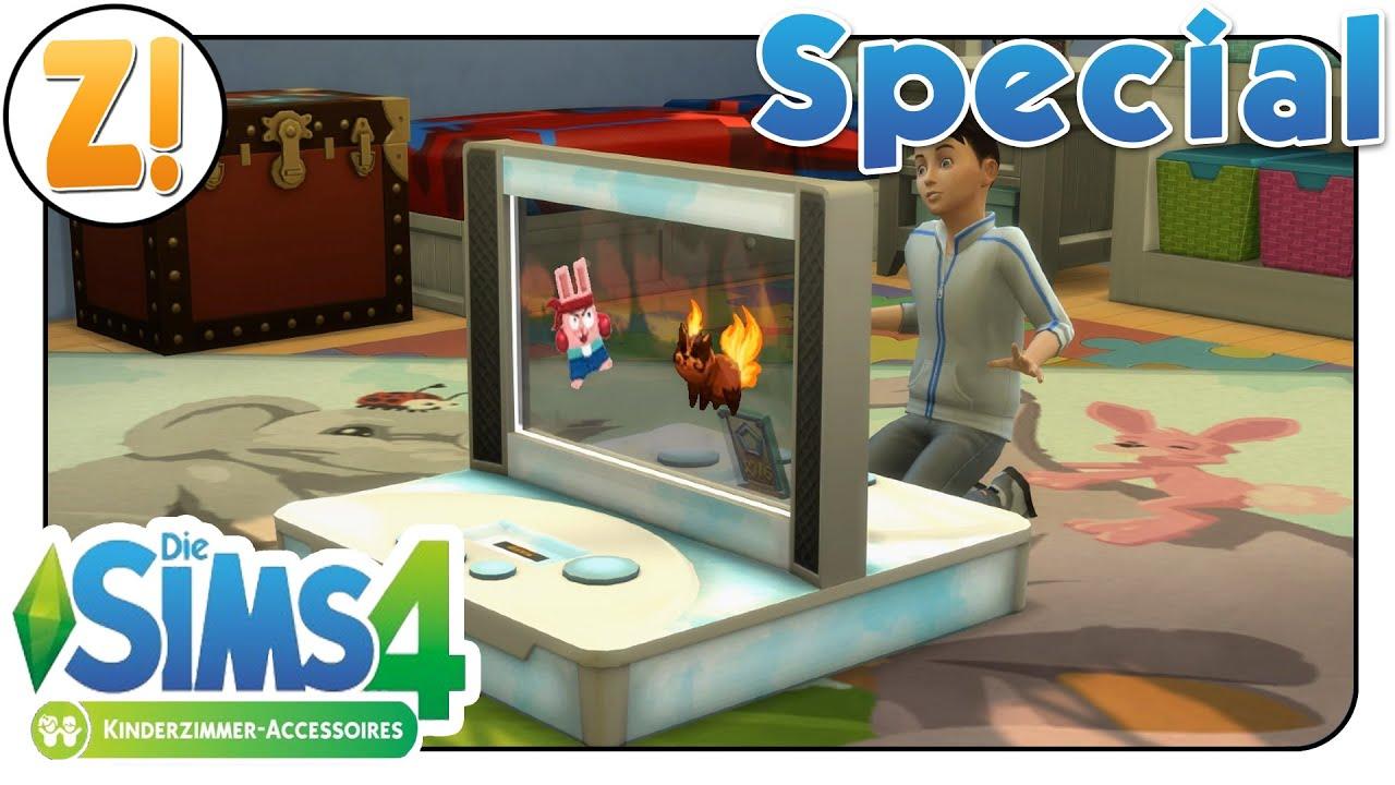 Sims 4 kinderzimmer accessoires neues im cas m bel for Accessoires kinderzimmer