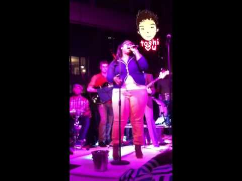 Ashley Mackey At Toshi Living Room Nyc Youtube