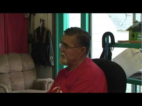 Bill Rabbit - Oklahoma Native Artists Oral History Series