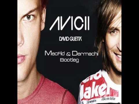 David Guetta & Avicii -Sunshine(Mecfild & Dermachii Bootleg).wmv