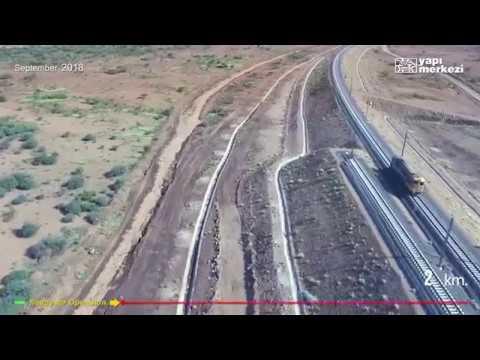 AWASH - WELDIA RAILWAY DREAM PROJECT