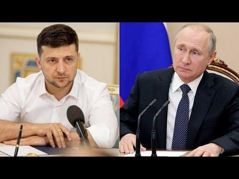 Что потребует Путин от Зеленского на нормандской встрече