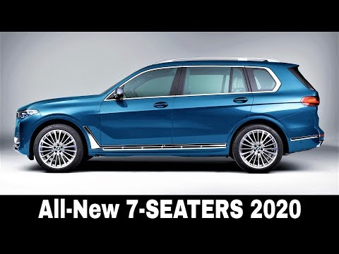 8 All-NEW Seven-Passenger SUVs Arriving by 2020 (Spacious Three Row Interiors)