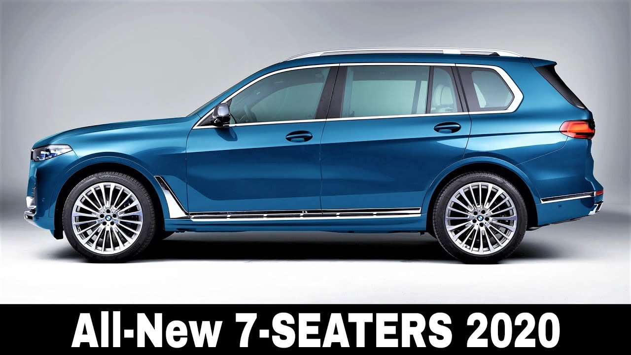 8 All New Seven Passenger Suvs Arriving By 2020 Spacious Three Row Interiors Youtube
