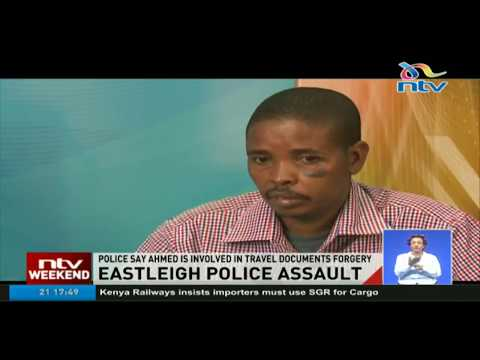 Eastleigh businessman claims police shot him for refusing to pay bribe