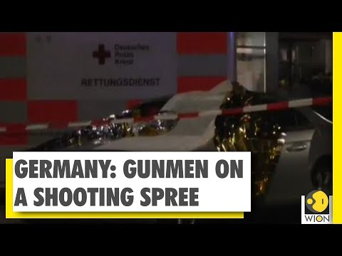Gunmen rampage kills at least 8 people in Germany | WION News | World News