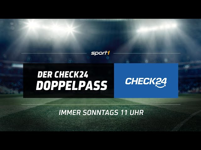 Der CHECK24 Doppelpass Livestream 🔵   17.1.2021   SPORT1