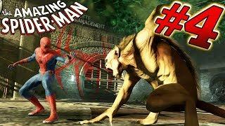 The Amazing Spider Man #4 НОВЫЙ ЧЕЛОВЕК ПАУК Прохождение ИГРЫ. Игра как мультик про человека-паука