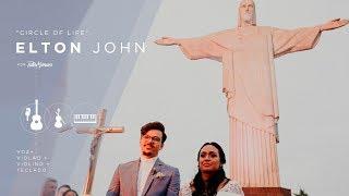 Marcha Nupcial + Circle Of Life - Elton John (Tato Moraes) - Cristo Redentor (RJ)