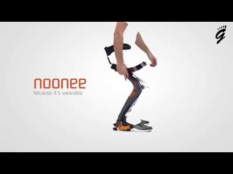 The Noonee Chairless Chair Could Be A Productivity Booster