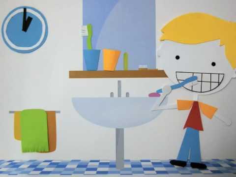 Ginospazzolino lavati i denti youtube