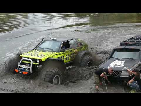 Offroad Family Adventures ФЕСТ МАНЬЯКИ Off Road 4x4 часть-5