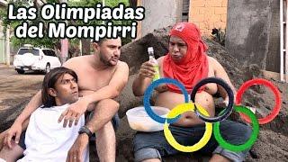 Las olimpiadas de un ladrón Rio 2016 - El Mompirri | JR INN