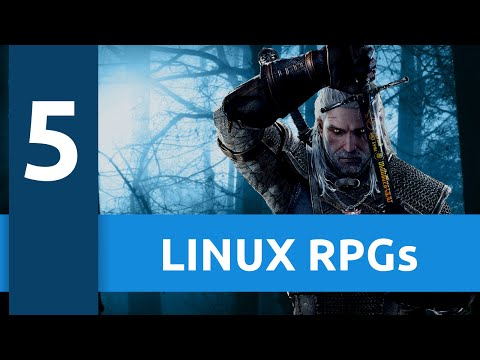 Top 5 Linux RPG Games