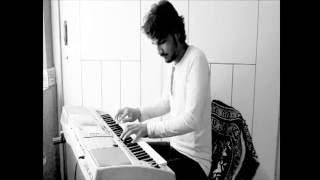 kisi raah mein kisi mod par piano cover anshu gupta