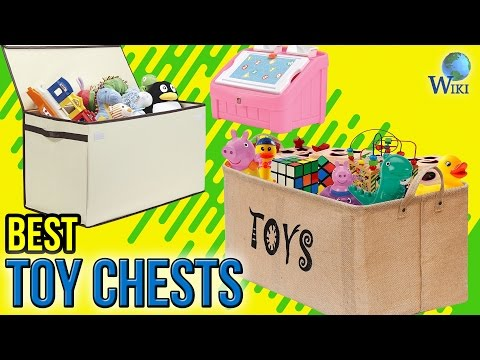 10 Best Toy Chests 2017