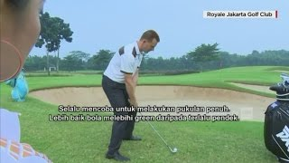 Mengasah Teknik Flop Shot dalam Golf