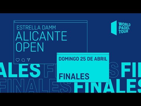 Finales - Estrella Damm Alicante Open 2021 - World Padel Tour