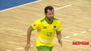 2017 07 22 HANDBALL MEN HIGHLIGHTS BRAZIL RUSSIA DEAFLYMPICS2017