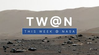 Perseverance Sends More Sounds From Mars on This Week @NASA – March 12, 2021