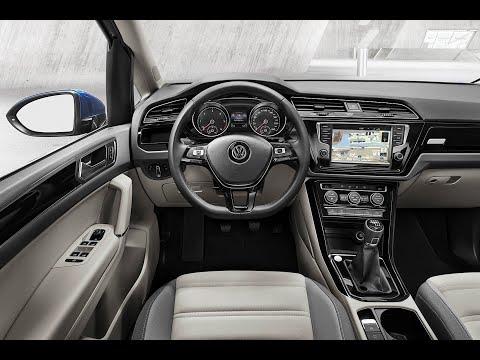 Test Drive ||| Volkswagen Touran ||| 2020