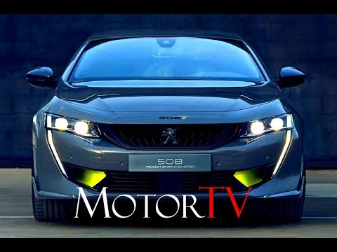 New 400bhp Peugeot 508 Sport Engineered Concept set for Gene
