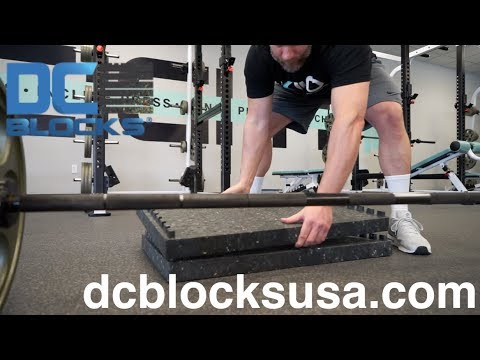 DC Blocks | Tools at KILO Strength Society