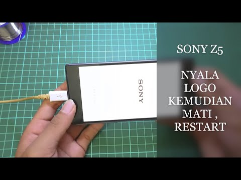 Sony Xperia XZ Docomo Mati Total mesin sot (Vbatt full sot tembak dengan MBR buatan).