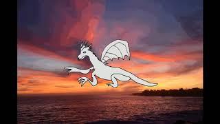 Dragon blanc - By Sneni