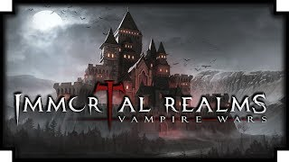 Immortal Realms: Vampire Wars -  Empire Building Turn-based Strategy Game