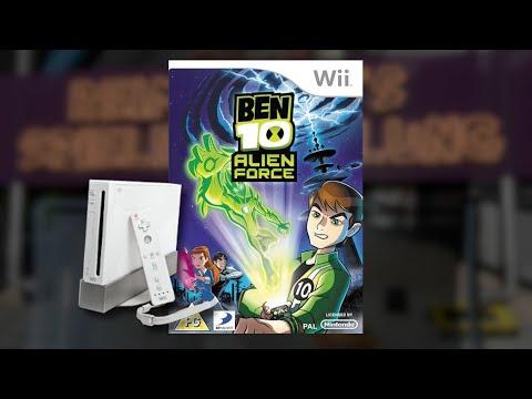 Gameplay : Ben 10 Alien Force [WII]