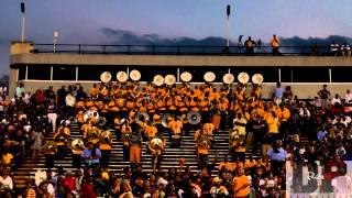 wet dreamz  st augustine high school marching 100 2015