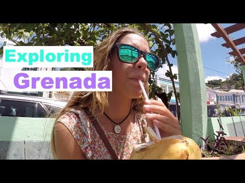 St Georges road trip. (Grenada)   Meadow's World   Ep3