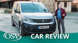 Peugeot Partner Van 2019 - Is it a Partner you can trust?