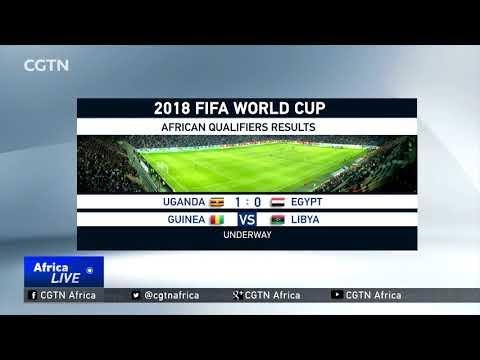 Uganda stun Egypt 1-0 in Kampala