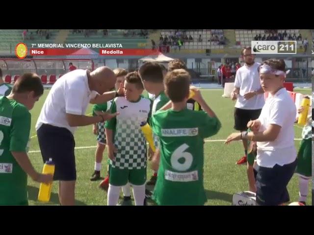 Icaro Sport. 7° Memorial Vincenzo Bellavista: Nice-Medolla