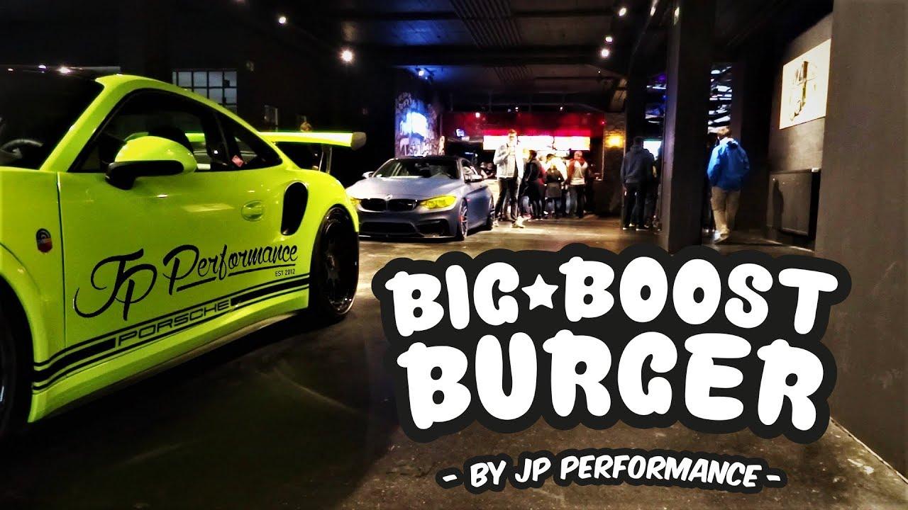 jp performance big boost burger youtube. Black Bedroom Furniture Sets. Home Design Ideas