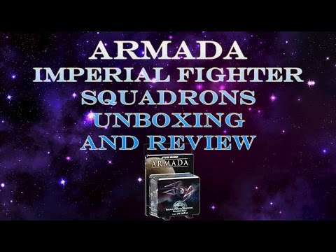 Armada Wave 1 Imperial Fighter Squadron Expansion