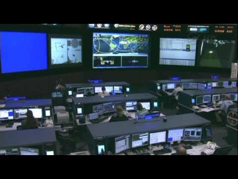 Unmanned Cargo Ship Reaches International Space Station