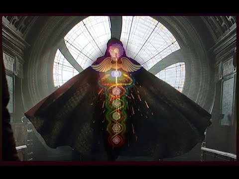 Doctor Strange DeCoded( an esoteric study)