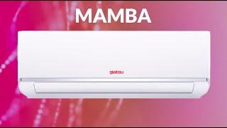 Aire acondicionado split MAMBA de Giatsu: super silencioso, con plasma antivirus y antibacterias