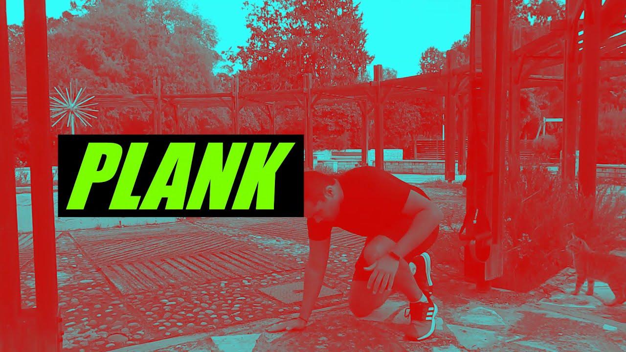 Suspension Training Series #5 - Plank