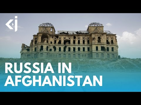 How Much INFLUENCE Does RUSSIA Have In AFGHANISTAN? - KJ REPORTS