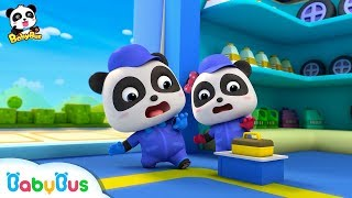 Why are Baby Panda's Magic Tools Moving | Nursery Rhymes | Kids Songs | Baby Cartoon | BabyBus