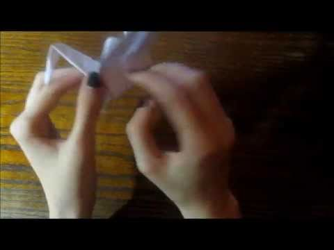 How to make an Origami Crane 101