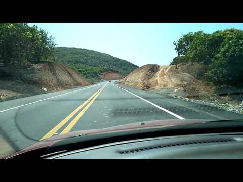 Nueva autopista Tepic-San Blas